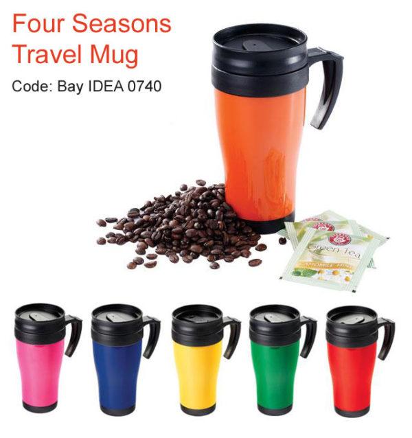 Four Seasons Travel Mug