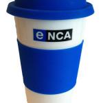 Coffee mugs with logo's