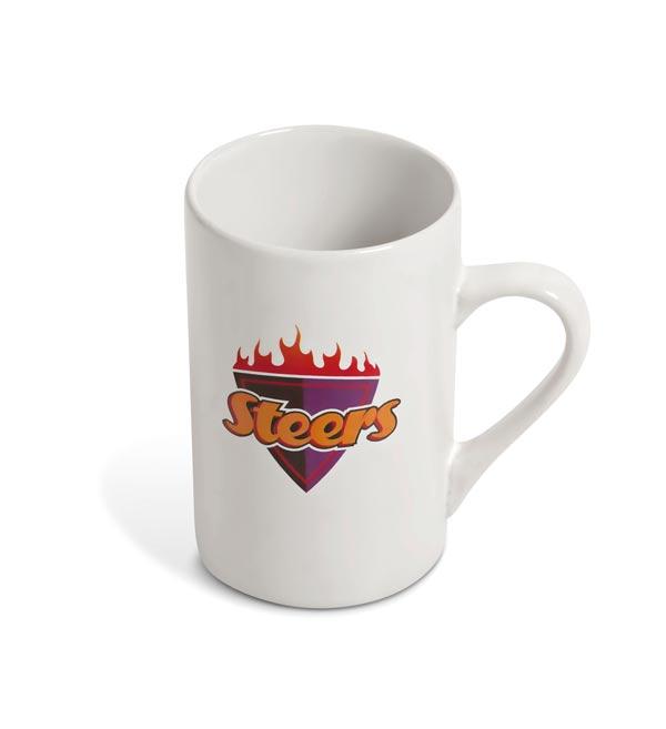printed logo mug