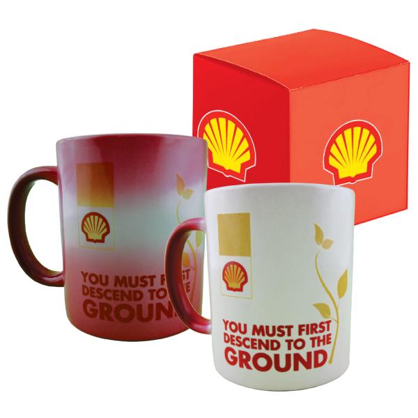 heat sensitive mugs