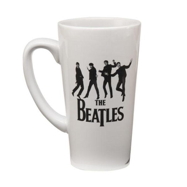 branded latte mugs