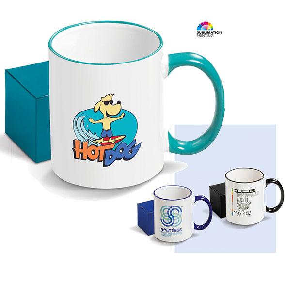 subpremo sublimation mug